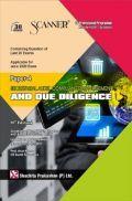 Shuchita Prakashan Scanner on Secretarial Audit, Compliance Management And Due Diligence for CS Professional Programme Module-II (2017 Syllabus) Paper-4 For June 2020 Exam