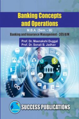 Banking Concepts And Operations