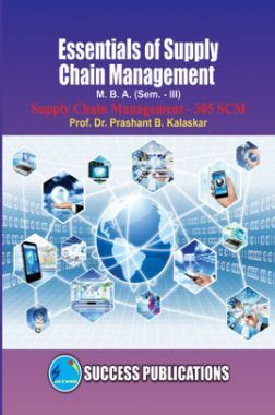 Essential Of Supply Chain Mangement