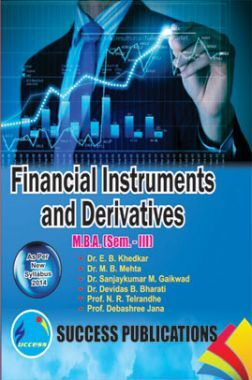 Financial Instruments And Derivatives
