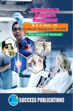 Introduction To Healthcare Management