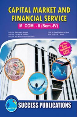 Capital Market And Financial Service