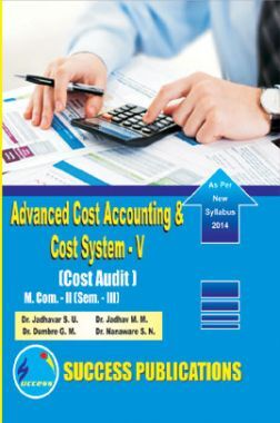 Advance Cost Accounting & Cost System-V (Cost Audit)