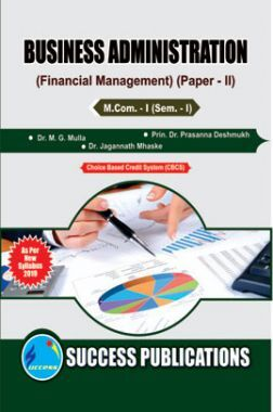 Business Administration (Financial Management)