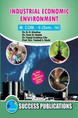 Industrial Economics Environment