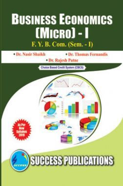Business Economics (Micro) - I
