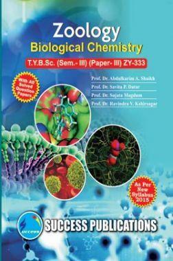 Zoology Biological Chemistry