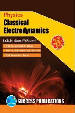 Physics Classical Electrodynamics