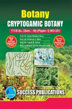 Cryptogamic Botany