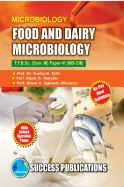 Food And Dairy Microbiology