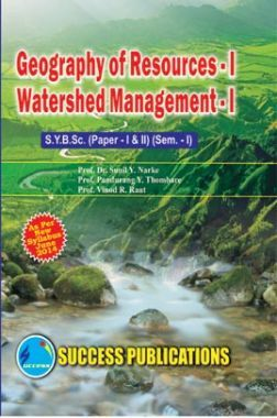 Geography Of Resources - I & Watershed Management - I