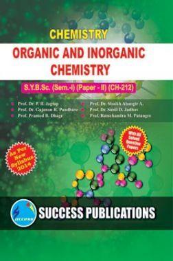 Organic And Inorganic Chemistry Sem-I