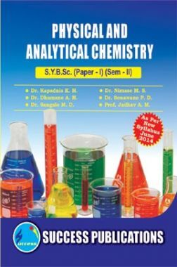 Physical & Analytical Chemistry Sem-II