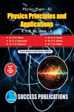 Physics Principles And Applications