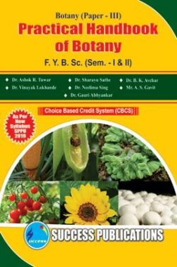 Practical Handbook Of Botany
