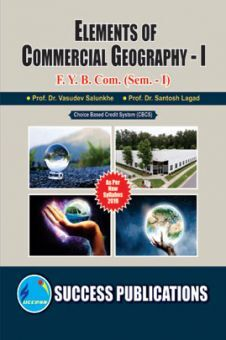 Elements Of Commercial Geography - I