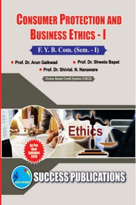 Consumer Protection And Business Ethics - I