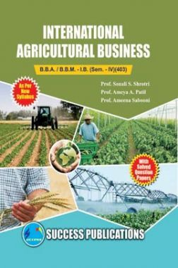 International Agricultural Business