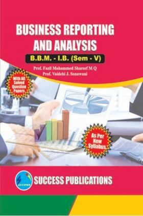 Business Reporting And Analysis