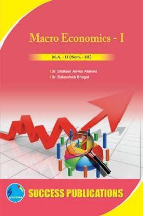 Macro Economics - I