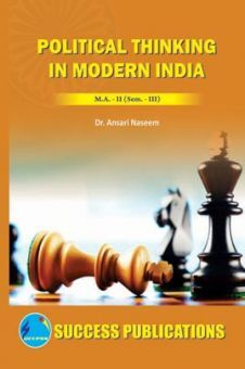 Political Thinking In Modern India