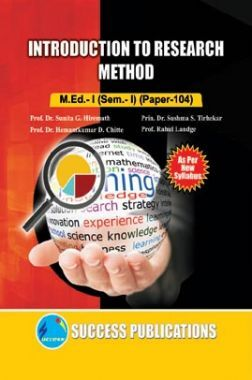 Introduction To Research Method