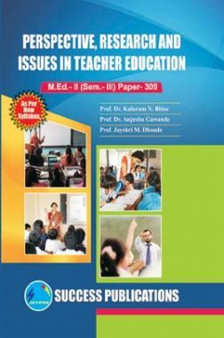 Perspectives Research And Issues In Teacher Education