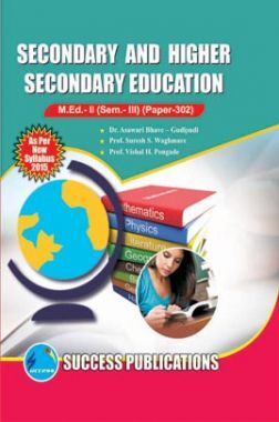 Secondary And Higher Secondary Education