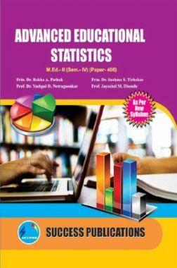 Advanced Educational Statistics