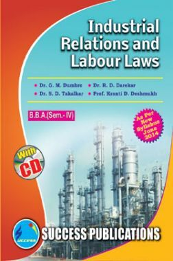 Industrial Relations And Labor Laws
