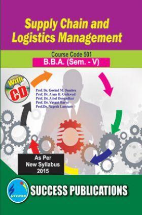 Supply Chain Management And Logistics Management