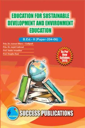 Education For Sustainable Development And Environmental Education