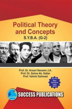 Political Theory And Concepts
