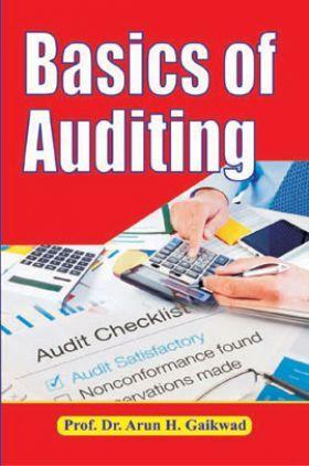 Basics Of Auditing