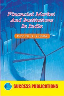 Financial Market And Institutions In India