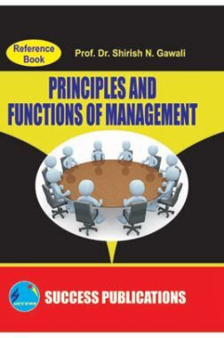 Principle & Functions Of Management