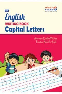 SBB English Writing Book Capital Letters