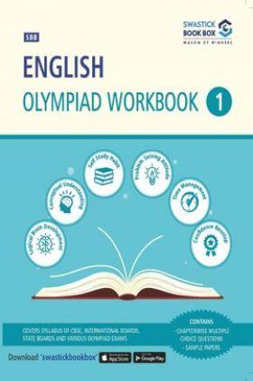 SBB English Olympiad Workbook - Class 1