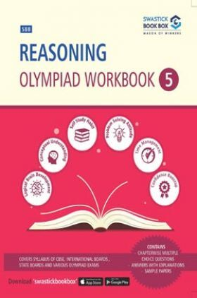 SBB Reasoning Olympiad Workbook - Class 5