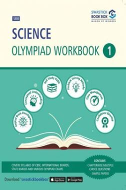 SBB Science Olympiad Workbook - Class 1
