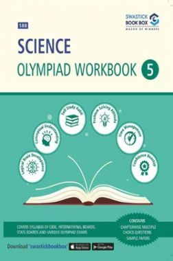 SBB Science Olympiad Workbook - Class 5