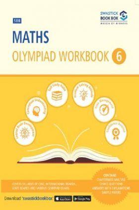 SBB Maths Olympiad Workbook - Class 6