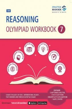 SBB Reasoning Olympiad Workbook - Class 7