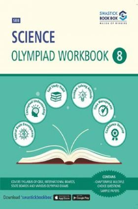 SBB Science Olympiad Workbook - Class 8