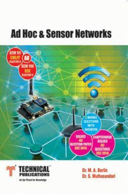Ad Hoc & Sensor Networks For Anna University R-13 (VII-CSE/IT - CS6003)
