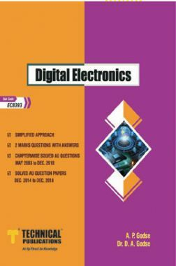 Digital Electronics For Anna University R-17 CBCS (III-ECE - EC8392)