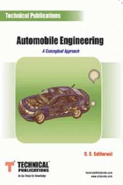 Automobile Engineering (A Conceptual Approach)