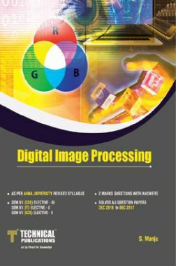 Digital Image Processing For Anna University R-13 (VII-ECE /CSE /IT- IT6005)