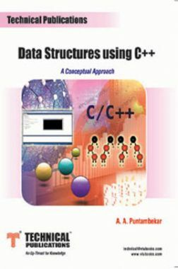 Data Structures using C++ (A Conceptual Approach)