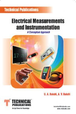 Electrical Measurements And Instrumentation (A Conceptual Approach)